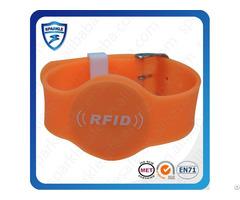 Custom Silicone Rfid Wristband
