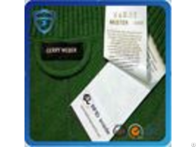 Washing Waterproof Pps Washable Fabric Tags For Texitile