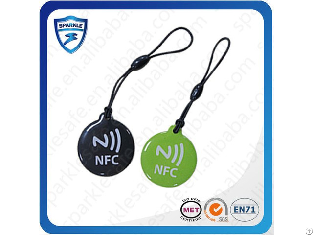 Long Distance Epoxy Nfc Rfid Tag