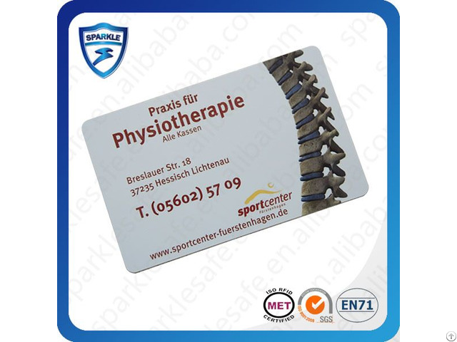 Business Printing Hotel Key Rfid Card