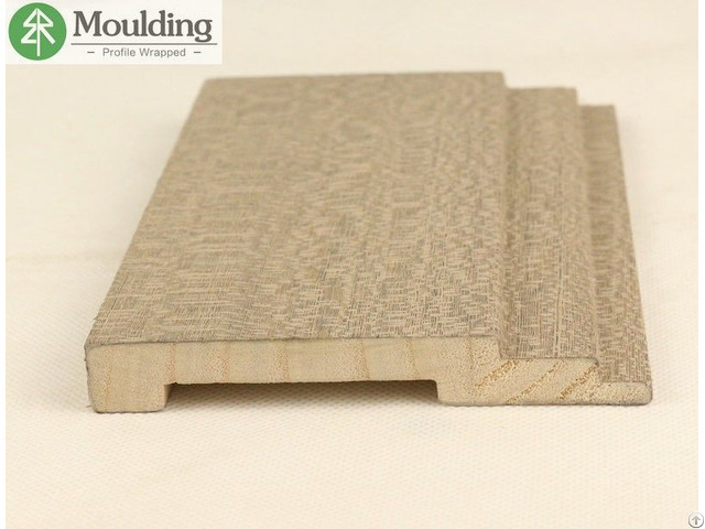 Hotel Decorative Wooden Baseboard Molding