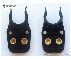 Iso20 Tool Holder Clips Plastic Replace Fingers For Atc Cnc Machines