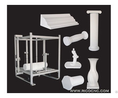 Cnc Hot Wire Foam Cutter For Eps Styrofoam Cutting