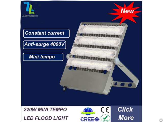 Zenlea Bvp163 Led Flood Light 220w