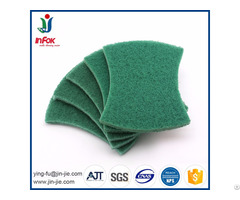 Cleaning Scouring Pad Heavy Duty