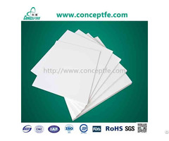 100% Virgin Chemical Resistance Ptfe Teflon Molded Sheet