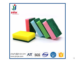 Infok Multi Purpose Scrub Sponge