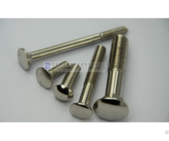 Round Head Square Neck Carriage Bolt