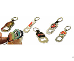 Keychain And Bottle Opener