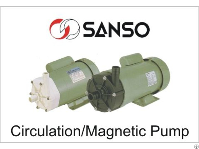 Sanso Magnetic Pump For Chemical And Sea Water