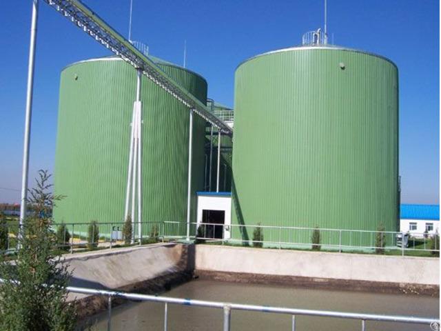 Wastewater Treatment Storage Tank On Sale