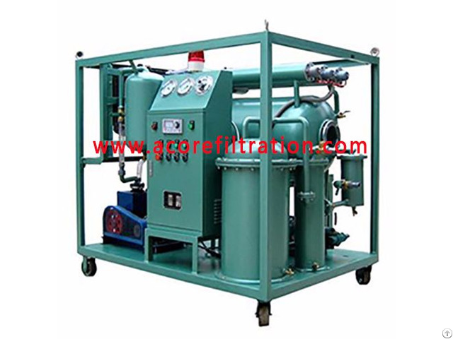 Industrial Lube Oil Purifier
