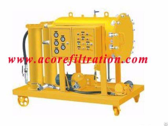 Diesel Fuel Oil Filter Flushing Machine