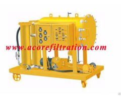 Diesel Fuel Oil Filter Flushing Machine