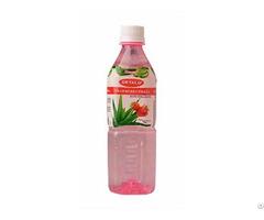 Okyalo Strawberry Aloe Vera Drink Okeyfood