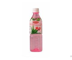 Okyalo Lychee Aloe Vera Drink Okeyfood