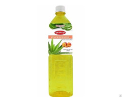 Okyalo Peach Aloe Vera Drink In 1 5l Okeyfood