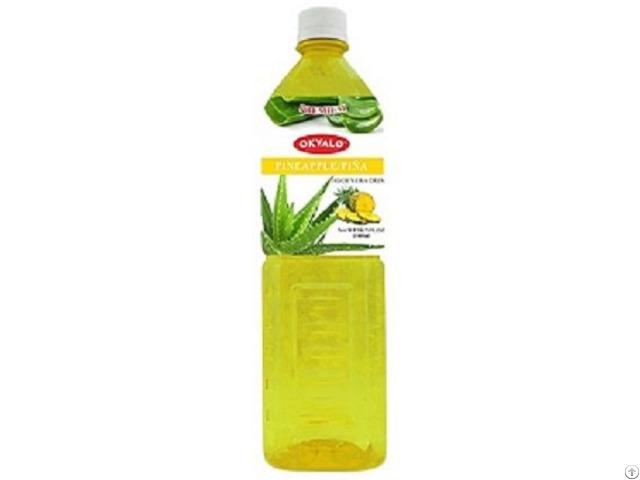 Okyalo Pineapple Aloe Vera Drink In 1 5l Okeyfood