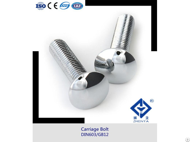 Sus 304 Carrige Bolt Supplier