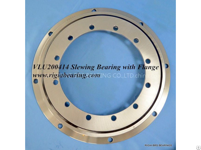 Vlu200414 Four Point Contact Ball Bearing For Rotary Welding Machinery