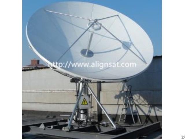 Alignsat 4 5m Earth Station Antenna