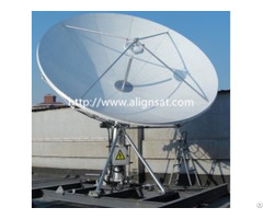 Alignsat 4 5m Earth Station Antenna