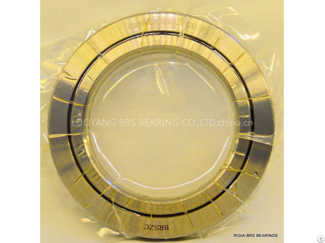 Precision Turntable Crbh10020 A Uu T1 Cross Roller Bearing
