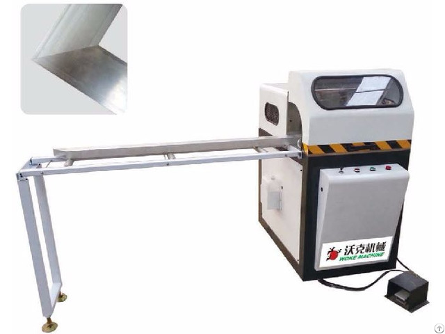 Alu-alloy 45 Degree Angle Cutting Machine
