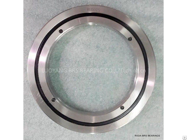 Re12016 Outer Ring Rotation Crossed Roller Bearing For Industrial Robot