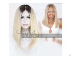 Blonde Bod Glueless Wig
