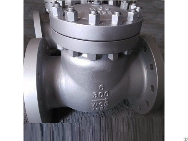 Carbon Steel Flanged Check Valves
