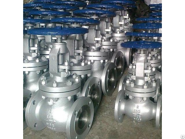 Stainless Steel Globe Valves