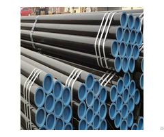 Seamless Steel Pipe Beveled Ends