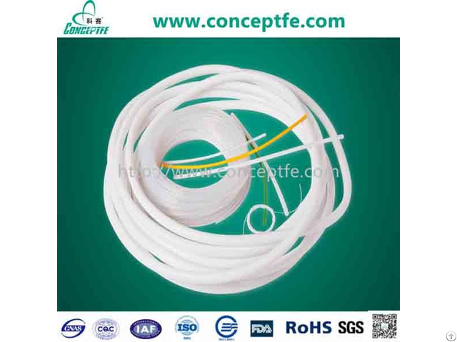 Ptfe Pasted Tube Extrusion Tubing Bushing Fuel Hose