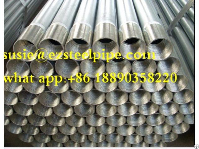 Wholesale Hot Dipped Galvanized Iron Steel Pipe