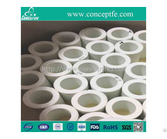 100% Virgin Ptfe Molded Tube Lined Pipe Tubing