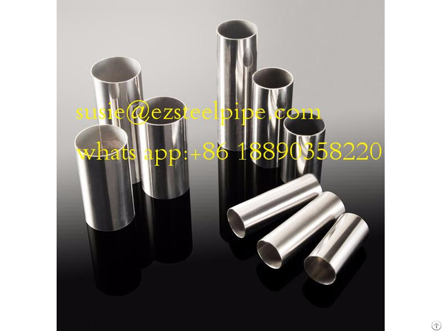 Ss304 Stainless Steel Pipe