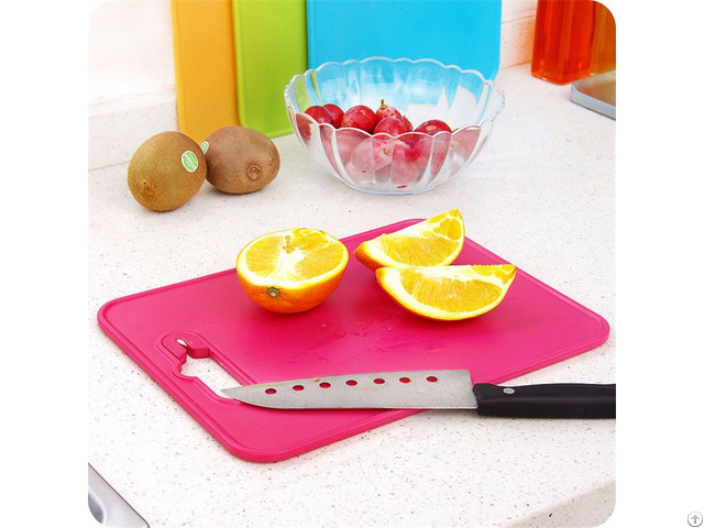 Home Plastic Cutting Board