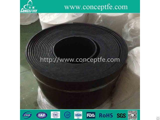 Ptfe Skived Sheet With Fillings Carbon Fiber Glassfiber Polyamide Graphite