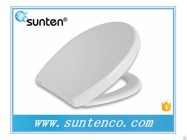 Xiamen Round White Soft Closing Cera Toilet Seat