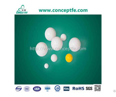 Ptfe Processing Articles Valve Balls