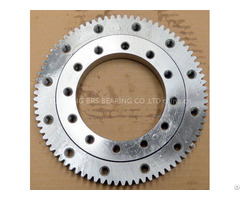 Cranes Bearing 260dbs269y 260x460x80mm External Gear Slewing Ring