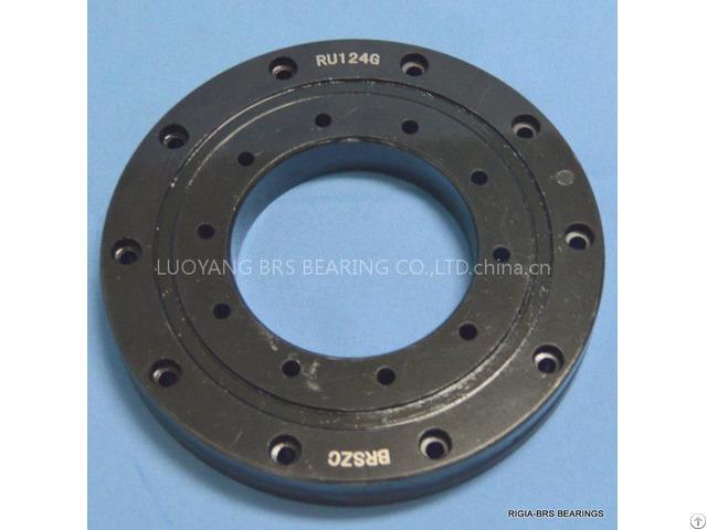Ru124g Crossed Roller Bearing Surface Blackening