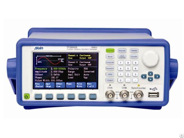 Arbitrary Waveform Generators Tfg6900a