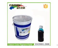 Water Based Pigment Dispersion