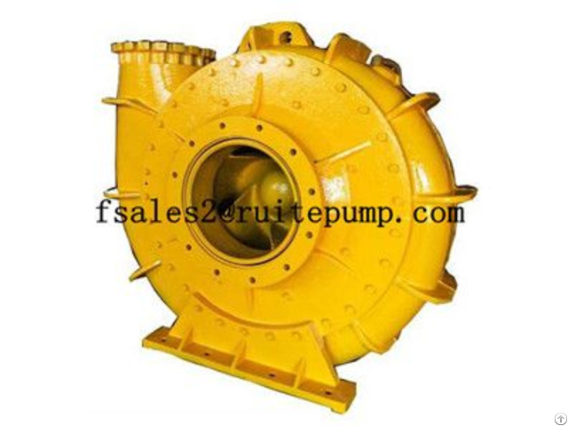 High Quality Gold Mining Sand Dredge Pump