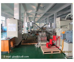 Pvc Cable Material Granulator Plastic Machine Production Line
