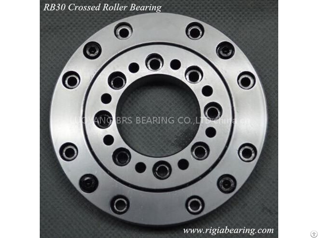 Rb3010 Crossed Roller Bearing Non Standard Type