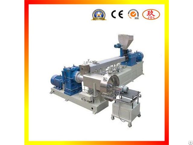 Low Smoking Free Halogen Cable Material Granulator