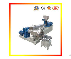 Low Smoking Free Halogen Cable Material Granulator
